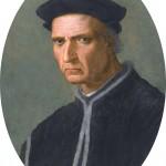 Piero Soderini (1450-1522) Huile sur panneau 0,675 x 0,51 Crédit photo Sotheby's Collection privée