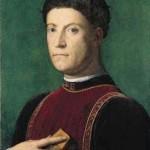 Pierre de Medicis le Goutteux Agnolo Bronzino National Gallery Londres