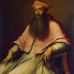 Sebastiano del Piombo Portrait of Cardinal Reginald Pole Credit photo Web Gallery of Art Hermitage Museum
