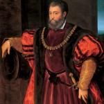 Alphonse 1er d'Este Epoux de Lucrèce Borgia par Dosso Dossi