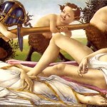 Sandro Botticelli 1445 1510 Venus et Mars circa 1483 Crédit photo Web Gallery of art 69 x 173,5 cm Galerie des Offices