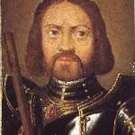 François II de Gonzague Marquis de Mantoue Beau frère d'Alphonse de Ferrare