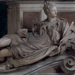 Guglielmo della Porta Allegorie de la justice Tombeau de Paul III Basilique Saint Pierre de Rome