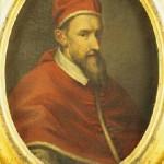 Pape Innocent VIII Peinture anonyme 18ème siècle H 0,48 L 0,354 Inv M 176 Crédit photo © BOUCHAYER © Chambéry, musée des beaux-arts de Chambery © Direction des musées de France, 2005