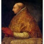 D'après Pisanello copie du portrait de Martin V Otto Colonna