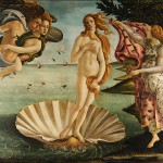 Sandro Botticelli 1445 1510 La naissance de Vénus 1,725x2,785 Crédit photo The Google Art Project Galerie des Offices