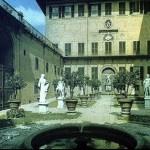 Villa de Careggi Site l'Italie de Michelle Gastaut