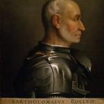 Bartolomeo Coleoni Giovan Battista Moroni Castello Sforzesco Milan