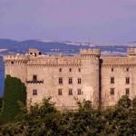 Chateau Odescalchi des Orsini Bracciano Crédit photo Site du château