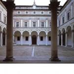 Cour interieure palais ducal Urbino