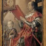 Federico de Montefeltro Pedro Berruguete Galleria Nazionale delle Marche Urbino