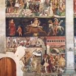 Francesco Del Cossa - fresques - 500 x 320 cm - 1476 - (Palazzo Schifanoia (Ferrara