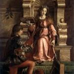 Juste de Gand La Musique 1476 National Gallery Londres Huile sur bois 155 x 97 cm