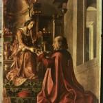 La dialectique et le duc d'Urbino Melozzo da Forli Gemalde Galerie Berlin