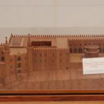 Maquette du Palazzo Ducale Ministere de la Culture Urbino