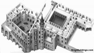 Palais ducal d'Urbin Greatbuildings.com