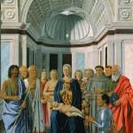 iero della Francesca Frederic de Montefeltre 1472 Pinacoteca di Brera