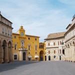 Place centrale de Fermo