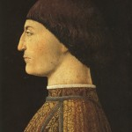 Sigismond Pandolfo Malatesta Piero della Francesca Musee du Louvre