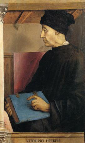Vittorino Ramboldini da feltro 1378 1446 Juste de Gand