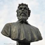 Buste de Benvenuto Cellini Florence Rafaello Romanelli