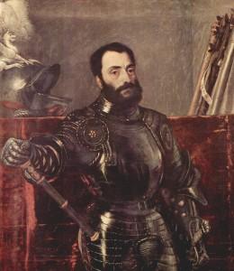 François Marie de la Rovere par Le Titien Galerie des Offices