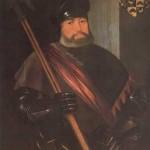 Georg von Frundsberg par Christophe Amberger