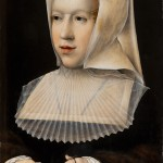Marguerite d'Autriche Barend Van Orley Musee de Brou