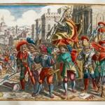 Matthaus Merian le sac de Rome Site AKG Images