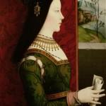 Niklas Reiser Marie de Bourgogne Kunsthistorisches Museum Wien