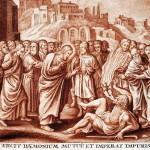 Exorcisme par Jesus