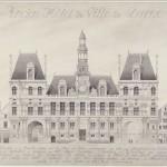 Une controverse sur l'architecte de l'Hôtel de ville de Paris: Le Boccador ou Pierre Chambiges?