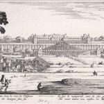 Israël Silvestre Musée Carnavalet - Histoire de Paris Avant 1655 Eau-forte Hauteur: 13,50 cm x Largeur: 20 cm G238
