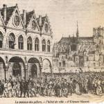 La maison aux Piliers Hotel de ville Etienne Marcel