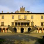 Villa Medicéenne de Poggio construite par Giuliano San Gallo