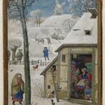 """Le mystère de l'influence des """"Très riches heures"""" sur l'art flamand, est il résolu?"""