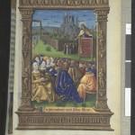 Ms Latin 920 Heures de Laval Folio 265r BNF