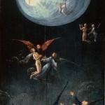 Hieronymus Bosch Visione dell Aldila Palais Grimani