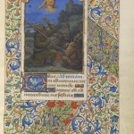 L annonce aux bergers Ms 6 Folio 55 The J Paul Getty Museum