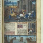 Le Romuleon BNF 364 Folio 194r Jean Colombe