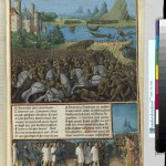 Passages d Outremer Ms 5594 Folio 33r BNF