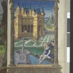 Jean Colombe Heures de Louis de Laval 158r Bibliothèque nationale de France, Département des manuscrits, Latin 920