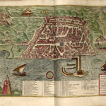 Algerii Saracenorum vrbis fortissimae Braun, Georg (1541-1622) Civitates orbis terrarvm Library of Congress Geography and Map Division Washington, D.C.