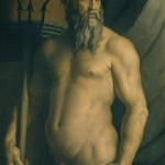Bronzino (dit), Allori Agnolo di Cosimo (1503-1572) Portrait de Andrea Doria en Neptune Pinacoteca di Brera Milan