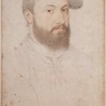 Anne de Montmorency vers 1530 Jean Clouet Musée Condé
