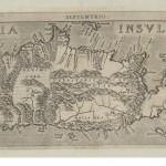 Candia Insula Ortelius, Abraham (1527-1598). Cartographe 1584 Bibliothèque nationale de France, département Cartes et plans, GE DD-2987 (6302)