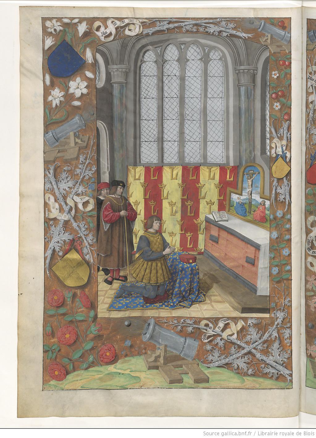 un prince de l 39 enluminure jean bourdichon peintre de cour. Black Bedroom Furniture Sets. Home Design Ideas