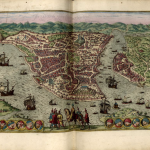 Constantinople Braun, Georg (1541-1622) Civitates orbis terrarvm Library of Congress Geography and Map Division Washington, D.C.