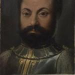Filippino Doria neveu d'Andra Doria Anonyme 17ème siècle