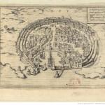 Ile de Rhodes Orbis Civitates Terrarum BNF